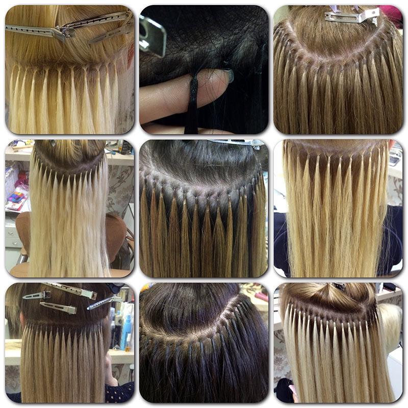 Кривой рог наращивание волос