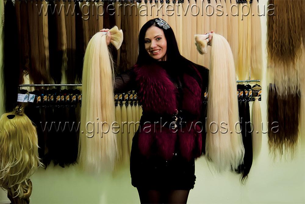 Продажа волос в Луцке